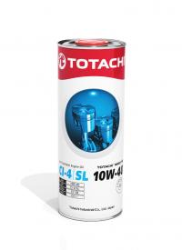 TOTACHI NIRO HD Semi-Synthetic  API CI-4/SL 10W-40 1л