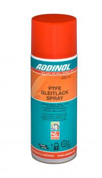 Смазка ADDINOL PTFE Gleitlack Spray 0,4л