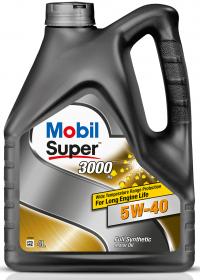 Mobil 1 Super™ 3000 X1 5W-40 4л