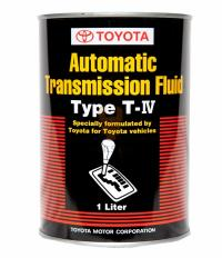 TOYOTA ATF TYPE T-IV 1л (08886-81016)