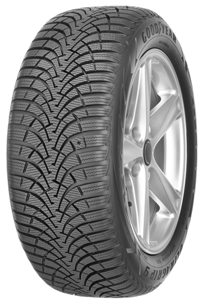 Шина Goodyear UltraGrip Ice Arctic SUV 235/60 R18 107T XL