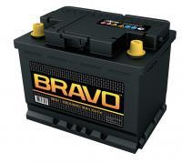 BRAVO 55 Ач п.п.