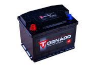 TORNADO 6CT60R 60 Ач о.п.