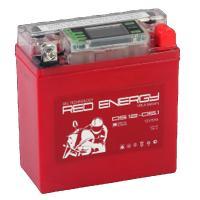 АКБ Мото Red Energy nano gel 12В 5А/ч о.п. ток 50 120x61x129