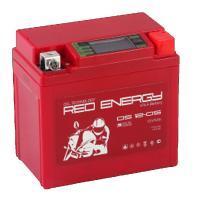 АКБ Мото Red Energy nano gel 12В 5А/ч о.п. ток 85 114x70x106