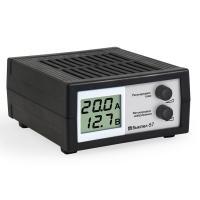 Зарядное устройство Вымпел-57 автомат 6/12 В 0-20 А сегментный ЖК индикатор С.Петербург